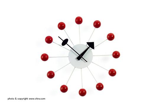 ball-clock-red